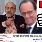 Pierre Jovanovic: Revue de presse «spéciale licenciements» (Juillet 2016)