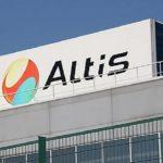 Le fabricant français de semi-conducteurs Altis placé en redressement judiciaire