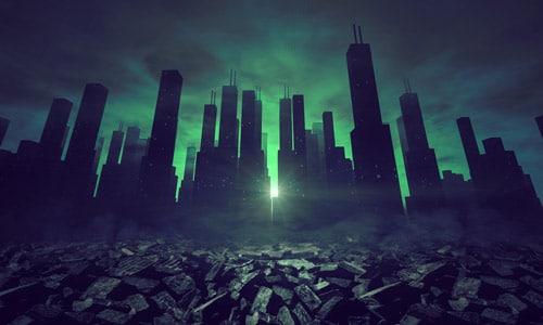 Le début de la fin: Les USA et le monde arrivent au terme de 50 années de destruction de l'économie et du système financier.