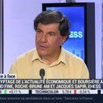 """Jacques Sapir: """"A la rentrée de septembre et d'octobre, il va y avoir des problèmes extrêmement importants"""""""