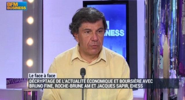 """Jacques Sapir: """"La rentrée risque d"""