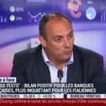 Olivier Delamarche: Les stress tests, c'est de la pub pour éviter les bank run !