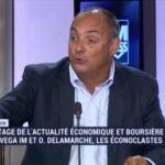 Olivier Delamarche: «Tout le monde fait semblant de croire que la situation s'améliore»