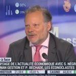 Philippe Béchade sur BFM Business le 03/08/16: Stress Tests: le vrai danger est systémique !