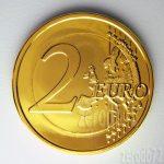 """Des économistes allemands appellent à la création de """"L'Euro Or""""."""