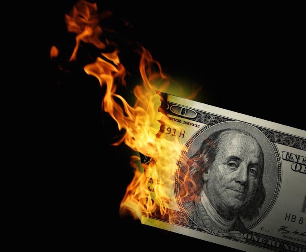90% de la richesse sera détruite