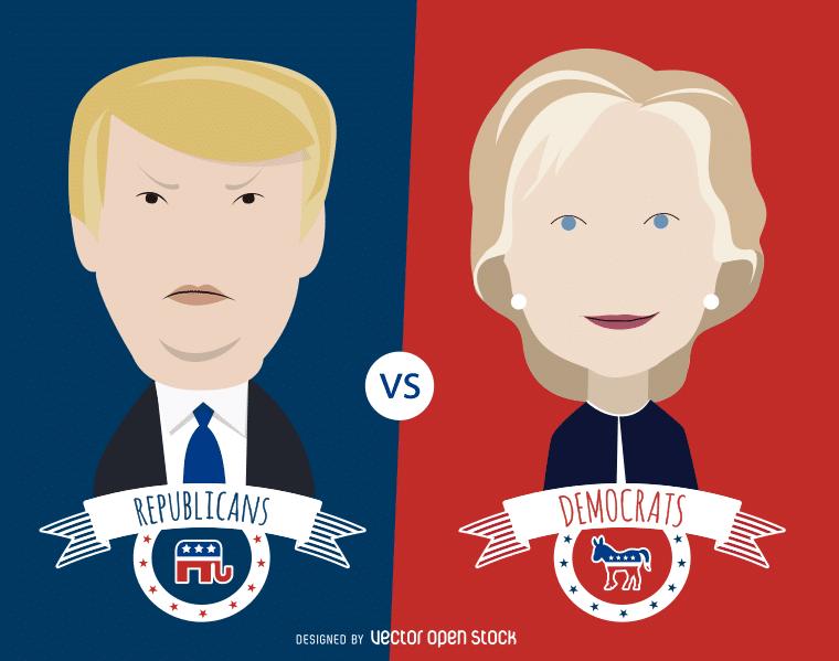 Michael Snyder: Débat Trump/Clinton: les 26 questions que chaque américain se pose