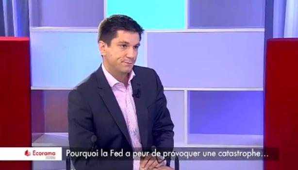Raphaël Legendre: Relèvement des Taux: Les marchés ne croient plus au discours de la FED