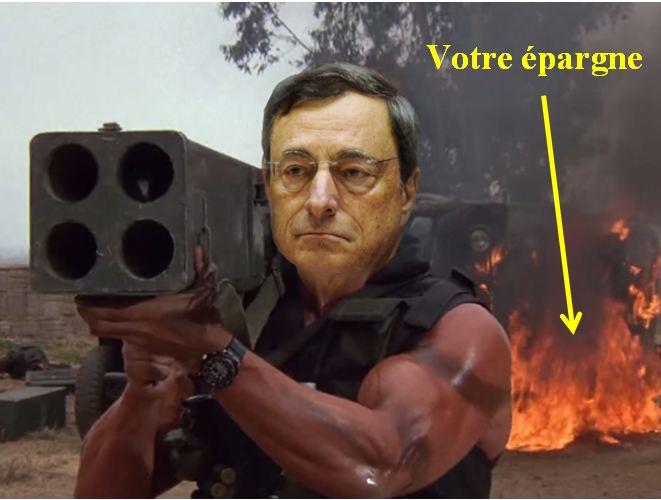 Bazooka de la BCE : pas sûr que se soit une si bonne nouvelle !