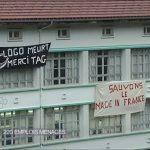Jura: 220 emplois menacés chez le lunetier Logo