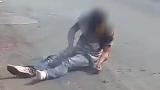 Vague de lynchages dans un Venezuela en colère et déboussolé