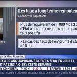 Marc Fiorentino: Les taux d'intérêt à long terme remontent