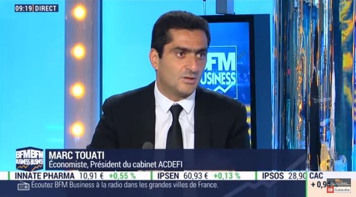 Marc Touati: La Fed est prise à son propre piège. Elle n