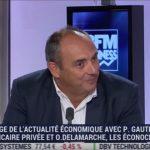 Olivier Delamarche: les chiffres de l'emploi américain ? «C'est une comédie, série b, voire C»