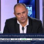 Olivier Delamarche: Les chiffres américains n'ont pas fini de montrer qu'on rentre dans une récession…
