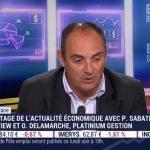 """Olivier Delamarche: """"Aujourd'hui la banque centrale ne fait rien et n'a jamais rien fait"""""""