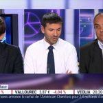 Olivier Delamarche et Pierre Sabatier sur BFM Business le Lundi 26 Septembre 2016