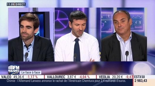 """Delamarche: """"Election, géopolitique, y a des risques et des bulles de partout,... il est de bon ton de se couvrir !"""""""