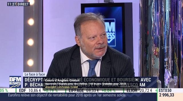 Philippe Béchade: On est dans un PONZI, tout repose sur la promesse et la confiance, c