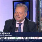 Philippe Béchade: La Deutsche Bank, c'est 400 milliards de créances douteuses alors que ses fonds propres sont de 56 milliards