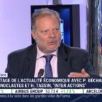 """Philippe Béchade: """"92% du crédit distribué est absorbé par les boîtes cotées"""""""