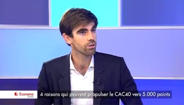 Pierre Sabatier: y a-t-il des raisons qui pourraient propulser le CAC40 vers les 5.000 points ?