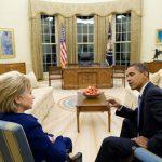 Mails de Clinton: la nouvelle enquête du FBI va t-elle pousser Obama à retarder voire à suspendre l'élection ?