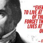 F. Bastiat: Tout le monde veut vivre aux dépens de l'Etat, et on oublie que l'Etat vit aux dépens de tout le monde
