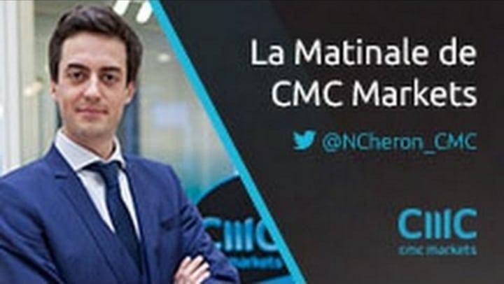 Nicolas Cheron: La Matinale du Lundi 24 Octobre 2016 - Les acheteurs gardent la main