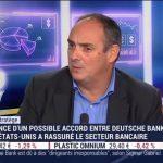 """Olivier Delamarche: """"On sait aujourd'hui que les banques sont encore plus à risque qu'en 2008"""""""