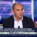 Olivier Delamarche: Ce qui se passe aux U.S.A est aberrant car dans le calcul de la consommation, on a l'Obamacare