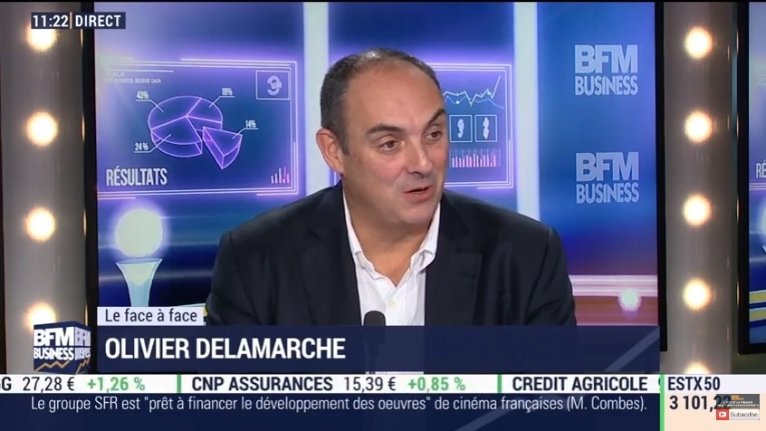 Olivier Delamarche: L