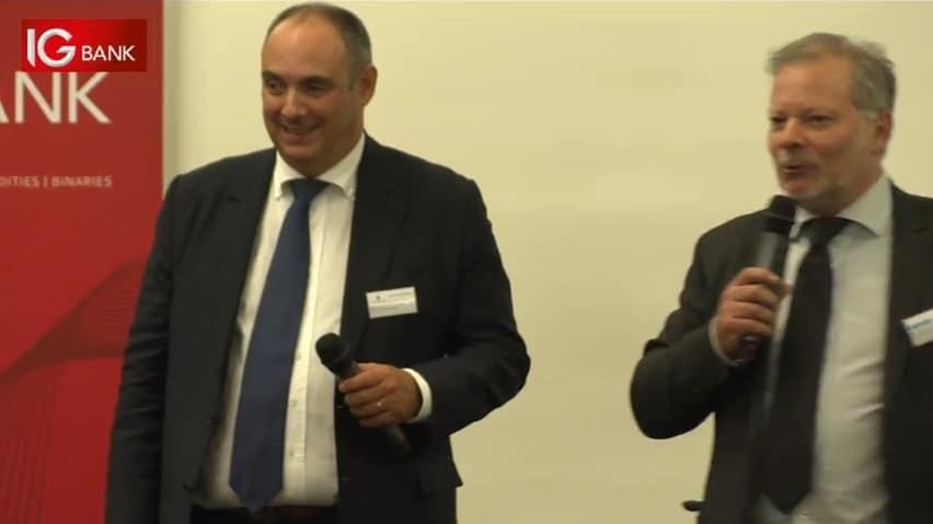 Swiss Trading Day: Les Econoclastes: Conférence d'Olivier Delamarche et de Philippe Béchade - Octobre 2016