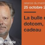 Philippe Béchade: Séance du Mardi 25 Octobre 2016: «La bulle des dotcom, c'était cadeau»