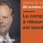 Philippe Béchade: Séance du Vendredi 28 Octobre 2016: Elections Américaines: «Le compte à rebours est lancé»