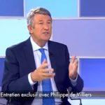 Philippe de Villiers: «Nous sommes devenus les esclaves de l'Arabie Saoudite et du Qatar !»