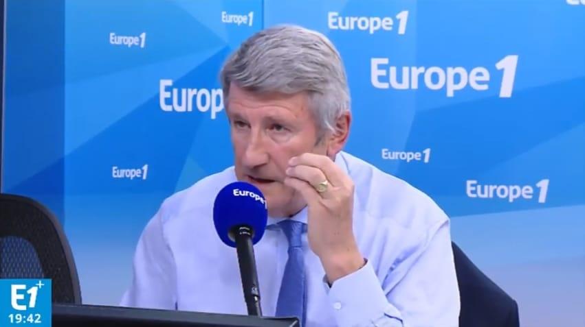 """Philippe de Villiers: """"La France est prête à faire des concessions territoriales"""" ... Pour le bien vivre ensemble."""