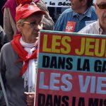 France: la détresse des retraités