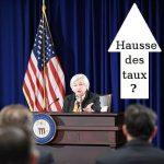 Etats-Unis: Une hausse des taux pourrait intervenir «assez rapidement»…