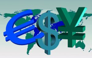 currencies-yen-euro-dollar