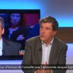 """Jacques Sapir: """"Le programme de la droite est irresponsable et provoquera une récession considérable !"""""""