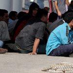 Grèce: La France pourrait accueillir une centaine de réfugiés du camp incendié de Lesbos