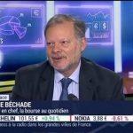 Philippe Béchade: On a jamais vu des indices battre des records quand les taux venaient de prendre 50 points