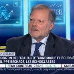 P. Béchade: On a imprimé trop d'argent qui n'a rien relancé et à coups de rotatives, on va en créer encore plus…