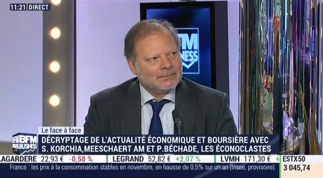 Philippe Béchade: Décision OPEP: L