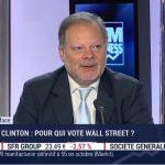 Philippe Béchade: «Les divers sondages indiquent que Trump est pas si mal placé que ça»