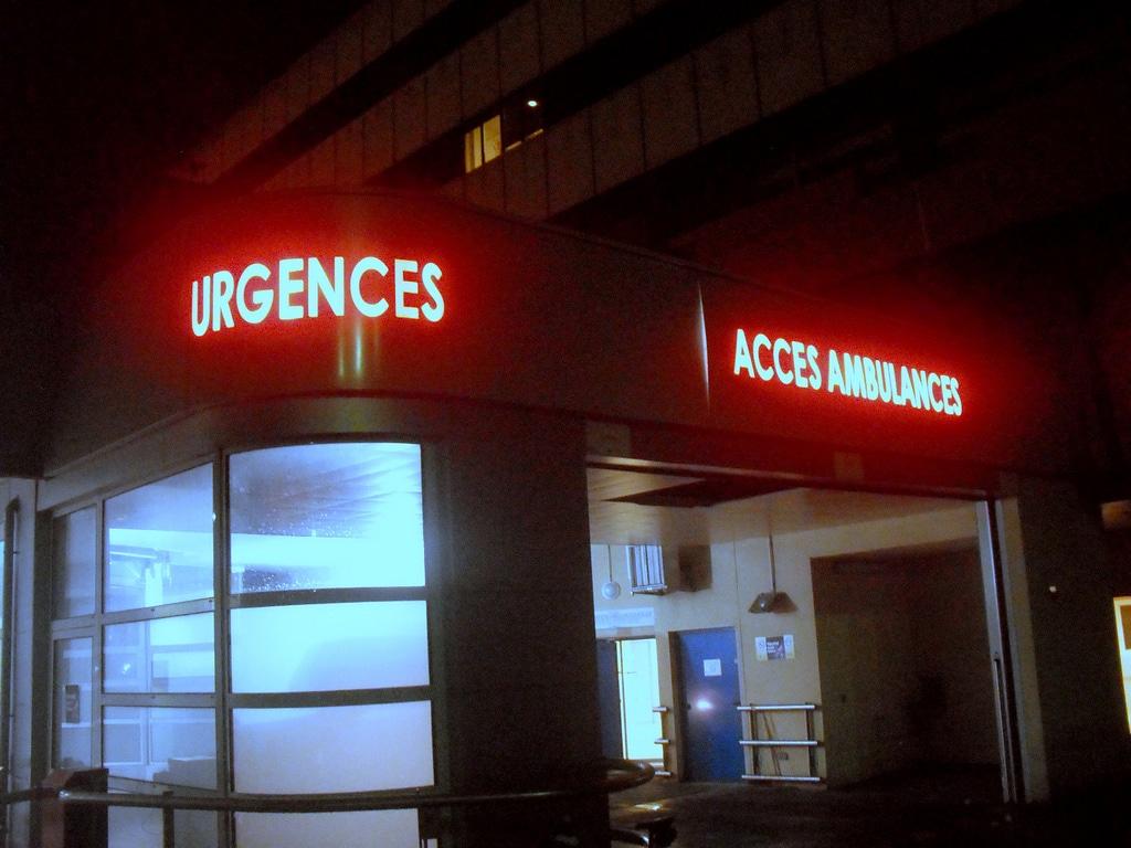 "Hôpital: ""J"