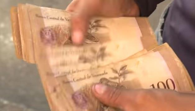 Situation apocalyptique au Venezuela: Le dollar s'échange désormais contre plus de 180.000 bolivars sur le marché noir