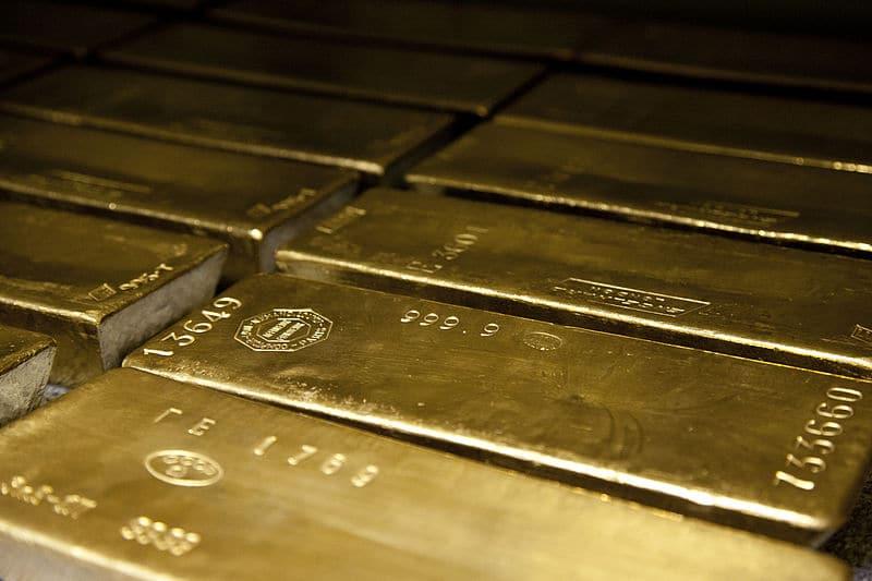 Les banques centrales miseraient sur l'or pour protéger leurs arrières
