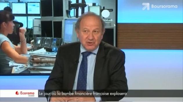 Le jour où la bombe financière française explosera... Les explications d